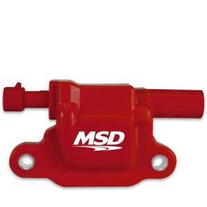 MSD 8265 Coils