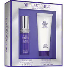 Elizabeth Taylor White Diamonds Lustre Fragrance Gift Set, 2 pc