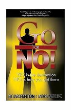 Go for No! Yes is the Destination No is How You Get There Free Shipping