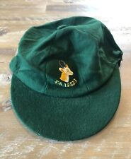 Player Issued - South African MATCH WORN Baggy Touring Test Cricket Cap c1952-53