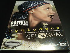 "RARE! COFFRET DVD + CD NEUF ""GELONGAL - POULODEBO"""