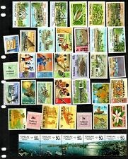 Tokelau Islands - 156 different stamps, nice collection (67O)