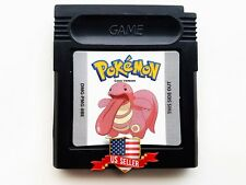 Pokemon Cock Version - Gameboy Color GBC - Hilarious Fan Made Hack (USA Seller)
