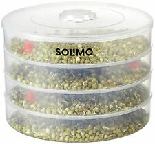 Plastic Sprout Maker with 4 Containers