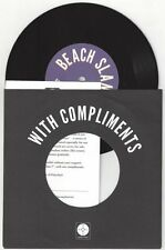 """Beach Slang """"With Compliments"""" 7"""" NM OOP Weston RVIVR  Iron Chic"""