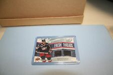 Nikita Filatov 2008-09 UD ICE Fresh Threads Jersey  Columbus Blue Jackets