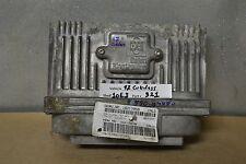1997 Oldsmobile Achieva Engine Control Unit ECU 16217058 Module 21 10E3