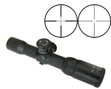 1.5-5x30 First Focal Plane Rifle Scope Military Tactical Hunting Shooting Sight