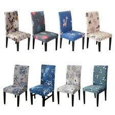 1pc/4pcs Universal Stretch Spandex Chair Cover Wedding Banquet Chair Slipcovers
