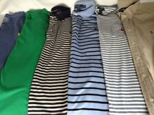 Mens Lot of 6 Ralph Lauren Polo Shirts Size X-LARGE Short Sleeve Polos and Tees