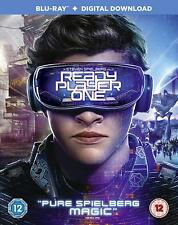 Ready Player One Blu-ray 2018 Steven Spielberg for 6th August