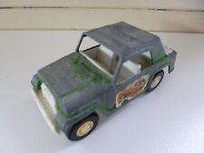 Jeepster - Tootsietoy - 1970 - Green -  USA