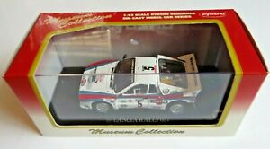 1/43 Kyosho Lancia Rally 037 #5 1984 Tour De Corse