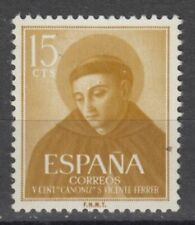 ESPAÑA (1955) MNH NUEVO SIN FIJASELLOS SPAIN - EDIFIL 1183 VICENTE FERRER
