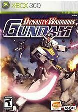 Dynasty Warriors Gundam Microsoft Xbox 360