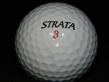 "40 STRATA - ""MIXED MODELS"" - Golf Balls -  ""A MINUS / B PLUS""  Grades."