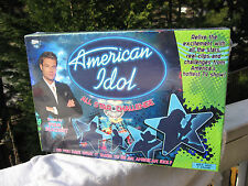 American Idol - All Star Challenge DVD Game New & Sealed In The Box!