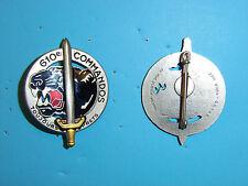 b2365 French Colonial Indochina Vietnam Drago DI 610e Commandos