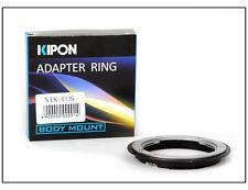 Kipon Adapter for Nikon Lens to Canon EOS w/ROM NEW