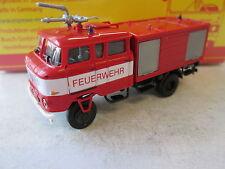 Busch Auto-& Verkehrsmodelle mit Feuerwehr-Fahrzeugtyp aus Kunststoff