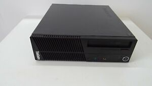 Lenovo ThinkCentre M73 DESKTOP PC INTEL CORE i7, 8GB RAM, 120GB SSD, Win 10