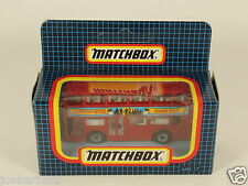 Matchbox Mb-17 London Bus 1992 - MIB Of3-63