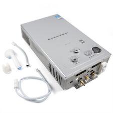 36KW 10L Natural Gas Durchlauferhitzer Warmwasserbereiter Boiler mit Shower Kit