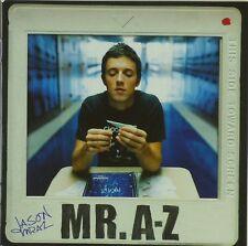 CD-Jason Mraz-Mr. a-z-a856
