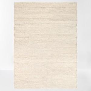 *New* IBSKER Rug, handmade off-white, 170x240 cm 003.483.26 *Brand IKEA*