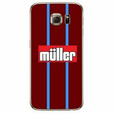 Aston Villa Style Retro Kit Shirt For Samsung Hard Phone Cover Case
