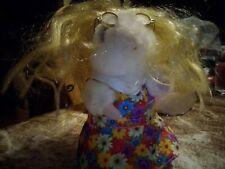 """Gemmy Dancing Hamster Jan Brady-sings """"Brady Bunch"""" 2003 works batt. Incl."""