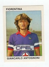 figurina CALCIO FLASH MEXICO 1984 INTREPIDO SPORT - N. 71 FIORENTINA ANTOGNONI