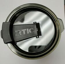 New RTIC 16oz Pint Tumbler Navy Blue With Spill Proof Lid  6hr/24hr