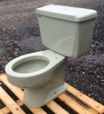 Vintage 1971 Bayberry American Standard Cadet Toilet -Complete- We Do Freight!