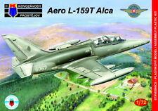 """Kovozavody Prostejov 1/72 Modelo Kit 72114 Aero L-159T ALCA entrenador de"""""""""""