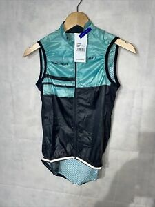 Ladies Orbea By Hiru Lightweight Gilet. New Tagged Size 10