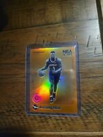Zion Williamson 2019-20 Panini NBA Hoops Arriving Now GOLD FOIL RC Holo Rookie