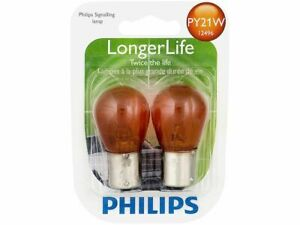 For 2017-2018 Mitsubishi Mirage Turn Signal Light Bulb Rear Philips 12164CY