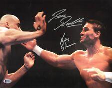 Ken Shamrock Bas Rutten Signed UFC 11x14 Photo BAS Beckett COA Pancrase Picture