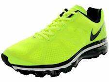 Nike Air Max + 2012 SZ 9.5 Volt Black OG Premium Lab QS PRM 487982-701 neon