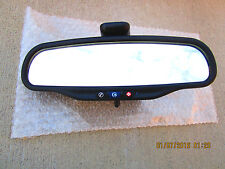 08 - 09 PONTIAC G6 CONVERTIBLE GT 2D COUPE REAR VIEW MIRROR WITH ONSTAR 25877744