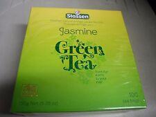 Stassen Pure Jasmine Green Tea 100 Tea Bags Quality #1 FAST Ship US Seller Tea1