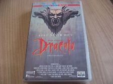 DRACULA VHS FRENCH GARY OLDMAN WINONA RYDER ANTHONY HOPKINS KEANU REEVES