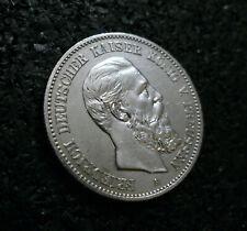 2 Mark - Preussen - 1888 - A - Friedrich III. - (t27n905)