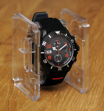 Armbanduhr Ice Watch Ice-Carbon Chrono Black-White Big Big NEU OVP UVP 159,--