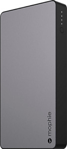 mophie Powerstation XL 10000mAh Battery for Smartphones and Tablets - Space Gray