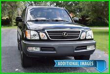 2001 Lexus LX 470 NAV! MARK LEVINSON! - FREE SHIPPING SALE!