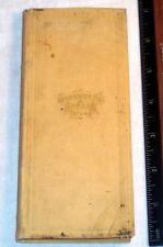 1887 Lady's Diary Norwich Connecticut Watch Hill Block Island Rhode Island CT RI