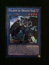 Yu-Gi-Oh! Paladin du Dragon Noir (Yeux Rouges) : DRL2-FR018 -VF/SECRET RARE