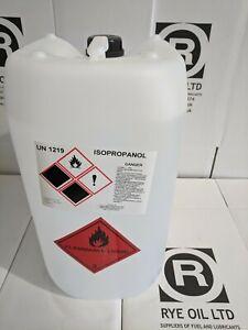 Isopropanol (Isopropyl) 25L 25 Litre | IPA
